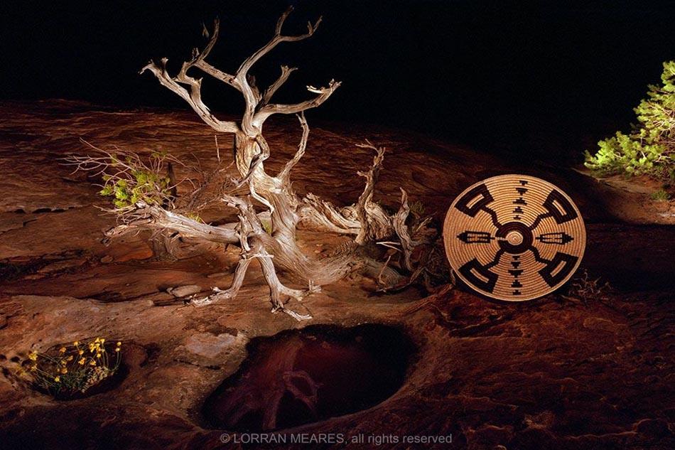 Navajo Basket, Cedar Mesa