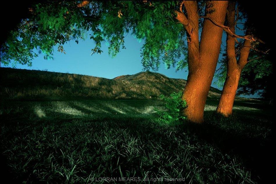 Monks Mound, Cahokia, Illinois