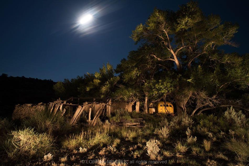 Apodaca Homestead Complex, Largo Canyon, New Mexico