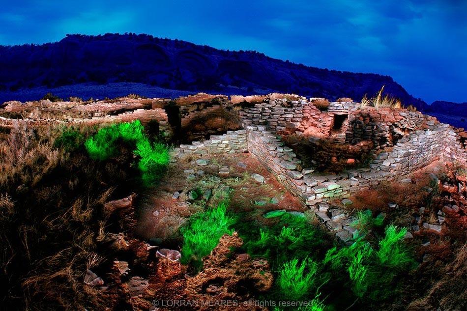Casamero Pueblo, New Mexico