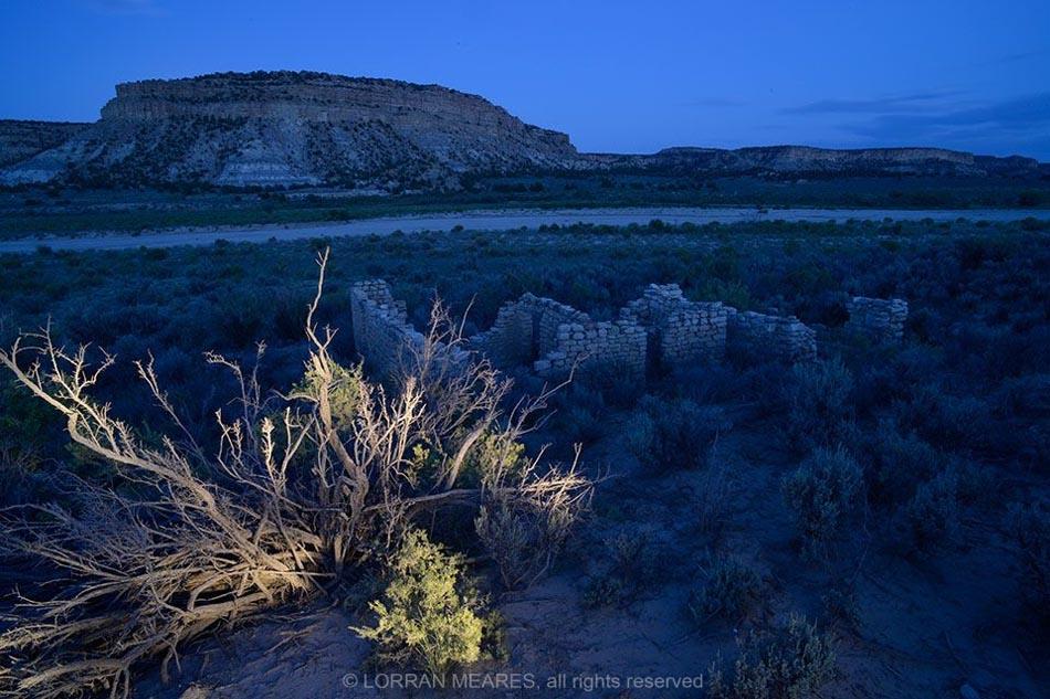 Romero Homestead-2, Largo Canyon, New Mexico