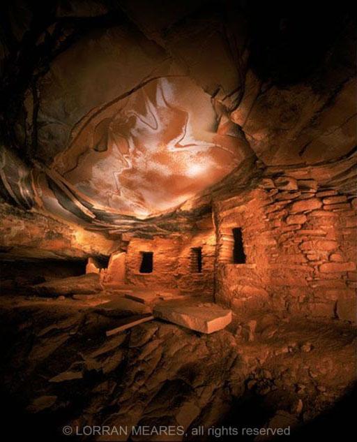 Ceiling Ruin, Cedar Mesa, Utah