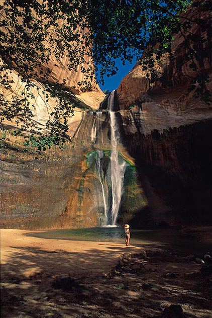 escalante-canyon-falls-1-southwest-photo-expedition