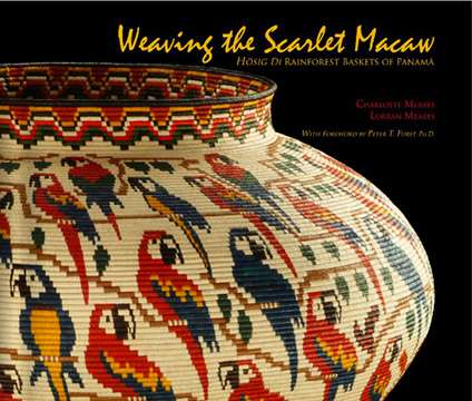 Weaving-Scarlet-Macaw